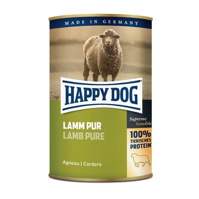 Happy Dog Nassfutter Dosen Lamm Pur Preview Image