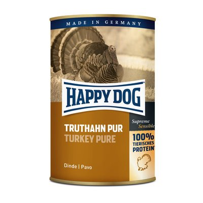 Happy Dog Nassfutter Dosen Truthahn Pur Preview Image