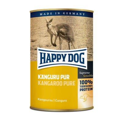 Happy Dog Nassfutter Känguru Pur Preview Image