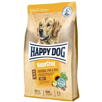 Happy Dog NaturCroq Geflügel pur & Reis Preview Image