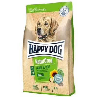 Happy Dog Naturcroq Lamm Reis Hundefutter Preview Image