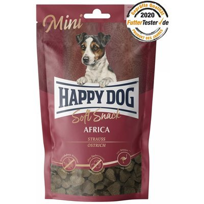 Happy Dog Soft Snack Supreme Africa Mini Preview Image