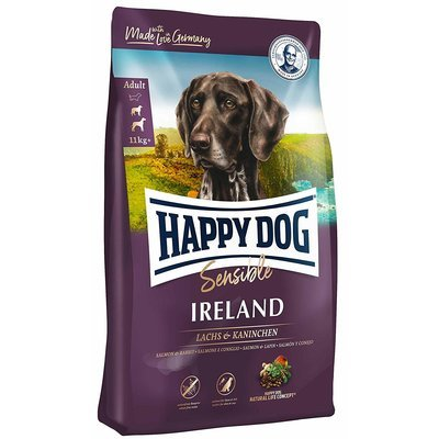 Happy Dog Supreme Irland Lachs Kaninchen Preview Image