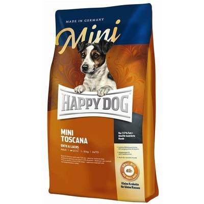 Happy Dog Supreme Mini Toscana Hundefutter Preview Image