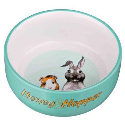 TRIXIE Honey &  Hopper Keramiknapf für Kleintiere Preview Image