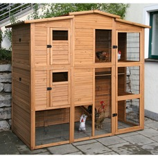 Kerbl Hühnerhaus Hühnerstall XXL aus Holz Preview Image