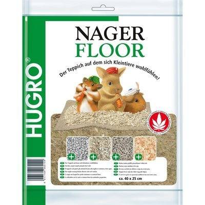 Hugro Nagerteppich Nagerfloor Hanfmatte Preview Image