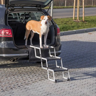 TRIXIE Hunderampe Falt-Treppe Petwalk Preview Image