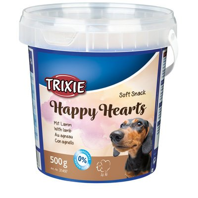 TRIXIE Hundeleckerlies im Eimer Happy Hearts Preview Image