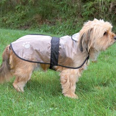 TRIXIE Hunderegenmantel, transparent Preview Image