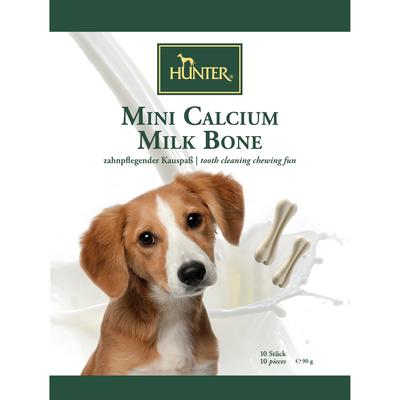Hunter Hundesnack Mini Calcium Milk Bone für kleine Hunde Preview Image