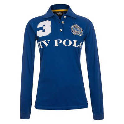 HV Polo Poloshirt Favouritas Eques lange Ärmel Preview Image