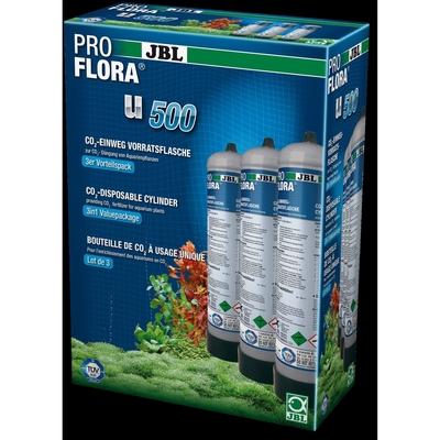 JBL ProFlora u500 (CO2-Einweg-Vorratsflasche) Preview Image