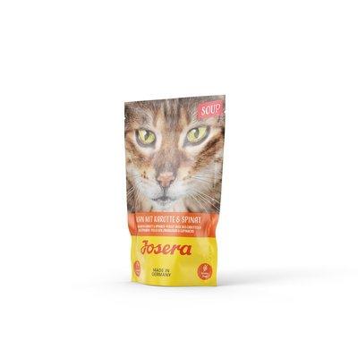 Josera Cat Soup Nassfutter für Katzen Preview Image