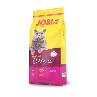 Josera Josicat Sterilised Classic Trockenfutter Preview Image