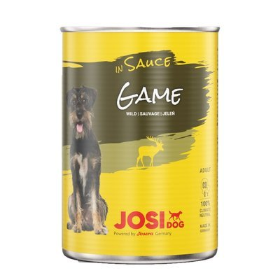 Josera JosiDog Hundefutter in Sauce Preview Image
