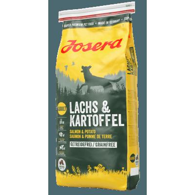 Josera Lachs & Kartoffel Hundefutter getreidefrei Preview Image