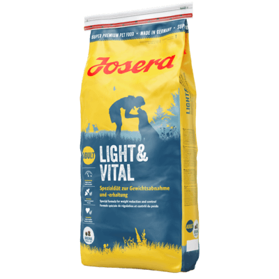 Josera Light & Vital Hundefutter Preview Image