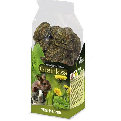 JR Farm Grainless Mini Herzen Preview Image