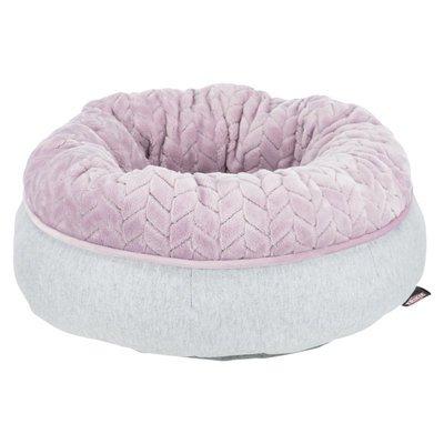 TRIXIE Junior Bett aus Plüsch für Welpen rund Preview Image