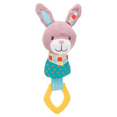 TRIXIE Junior Hase Ring mit Stimme für Welpen Preview Image