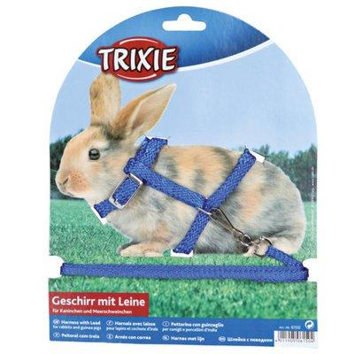 TRIXIE Kaninchengeschirr mit Leine Preview Image