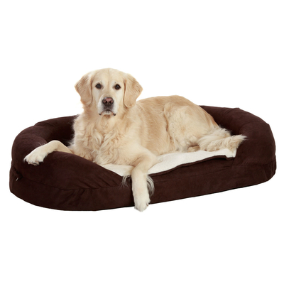 Karlie Ortho Bed oval Preview Image