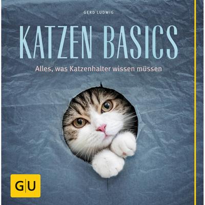 GU Verlag Katzen Basics Preview Image