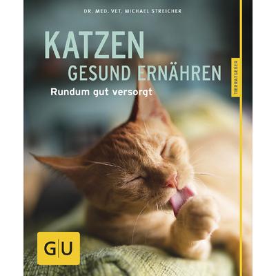 GU Verlag Katzen gesund ernähren - Der Ratgeber Preview Image