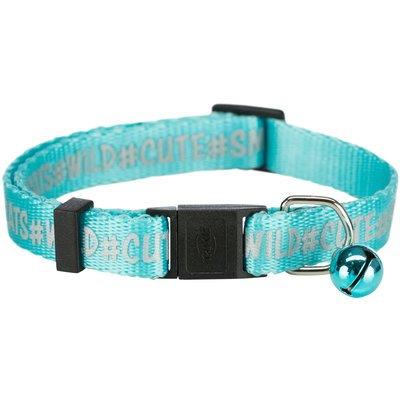 TRIXIE Katzen-Halsband, Motiv reflektierend, Nylon Preview Image