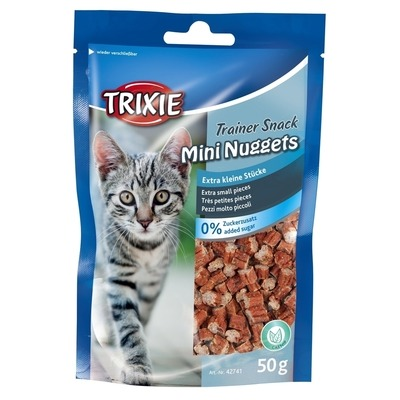 TRIXIE Katzen Trainer Snacks Mini Nuggets Preview Image