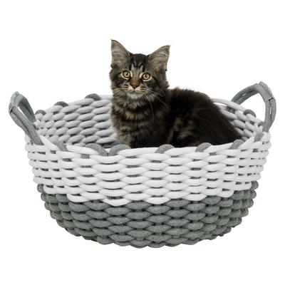 TRIXIE Katzenkorb Nabou, gewebt Preview Image
