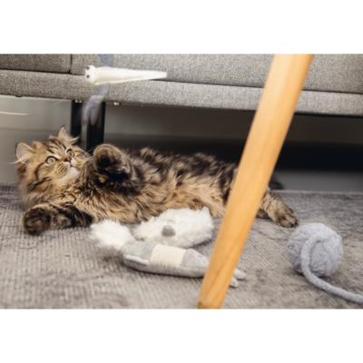 Beeztees Katzenspielzeug Wollknäuel Isar Preview Image