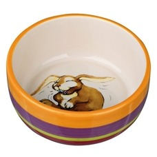 TRIXIE Keramiknapf bunt für Kleintiere Preview Image