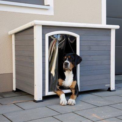 Kerbl Hundehütte Kenny aus Holz Preview Image