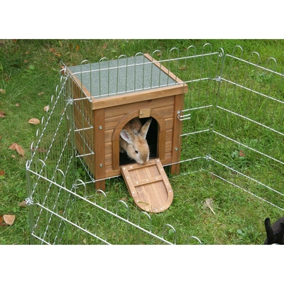 Kerbl Outdoor Kleintierhaus Kaninchenhaus Preview Image