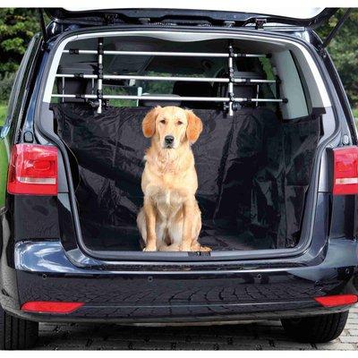 TRIXIE Kofferraumdecke für Hunde mit Wandverkleidung Preview Image
