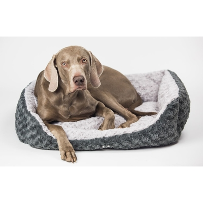 Nobby Komfort Bett oval Seoli für Hunde und Katzen Preview Image