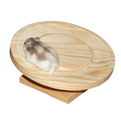 Kerbl Laufteller Holz für Hamster Preview Image