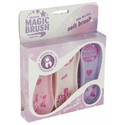 MagicBrush Pferdebürsten Set mit Soft Brush Preview Image