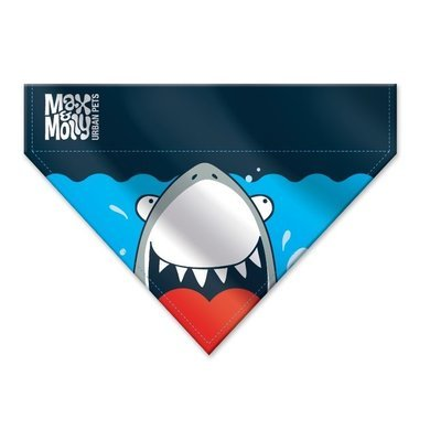 Max & Molly Bandana Frenzy The Shark Preview Image