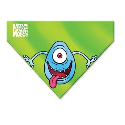 Max & Molly Bandana Little Monsters Preview Image