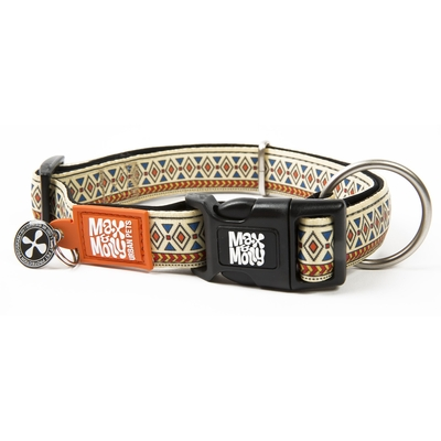 Max & Molly Smart ID Hundehalsband Ethnic Preview Image