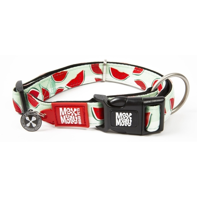 Max & Molly Smart ID Hundehalsband Watermelon Preview Image
