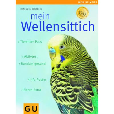 GU Verlag Mein Heimtier: Der Wellensittich Preview Image