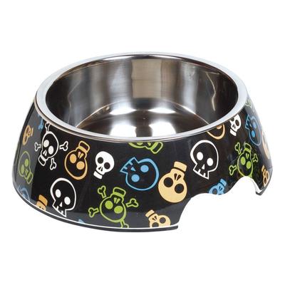 Nobby Melamin Hundenapf Skull Preview Image