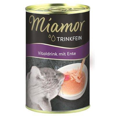 Finnern Miamor Trinkfein Vitaldrink mit Ente Preview Image