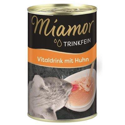 Finnern Miamor Trinkfein Vitaldrink mit Huhn Preview Image