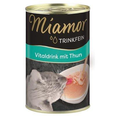 Finnern Miamor Trinkfein Vitaldrink mit Thunfisch Preview Image