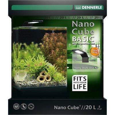 Dennerle NanoCube Basic Style LED Aquarium Preview Image
